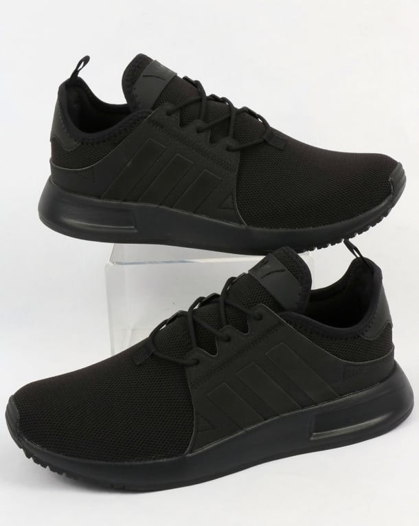 Adidas XPLR Trainers Black/Trace Grey
