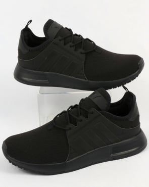 adidas Trainers Adidas XPLR Trainers Black/Trace Grey