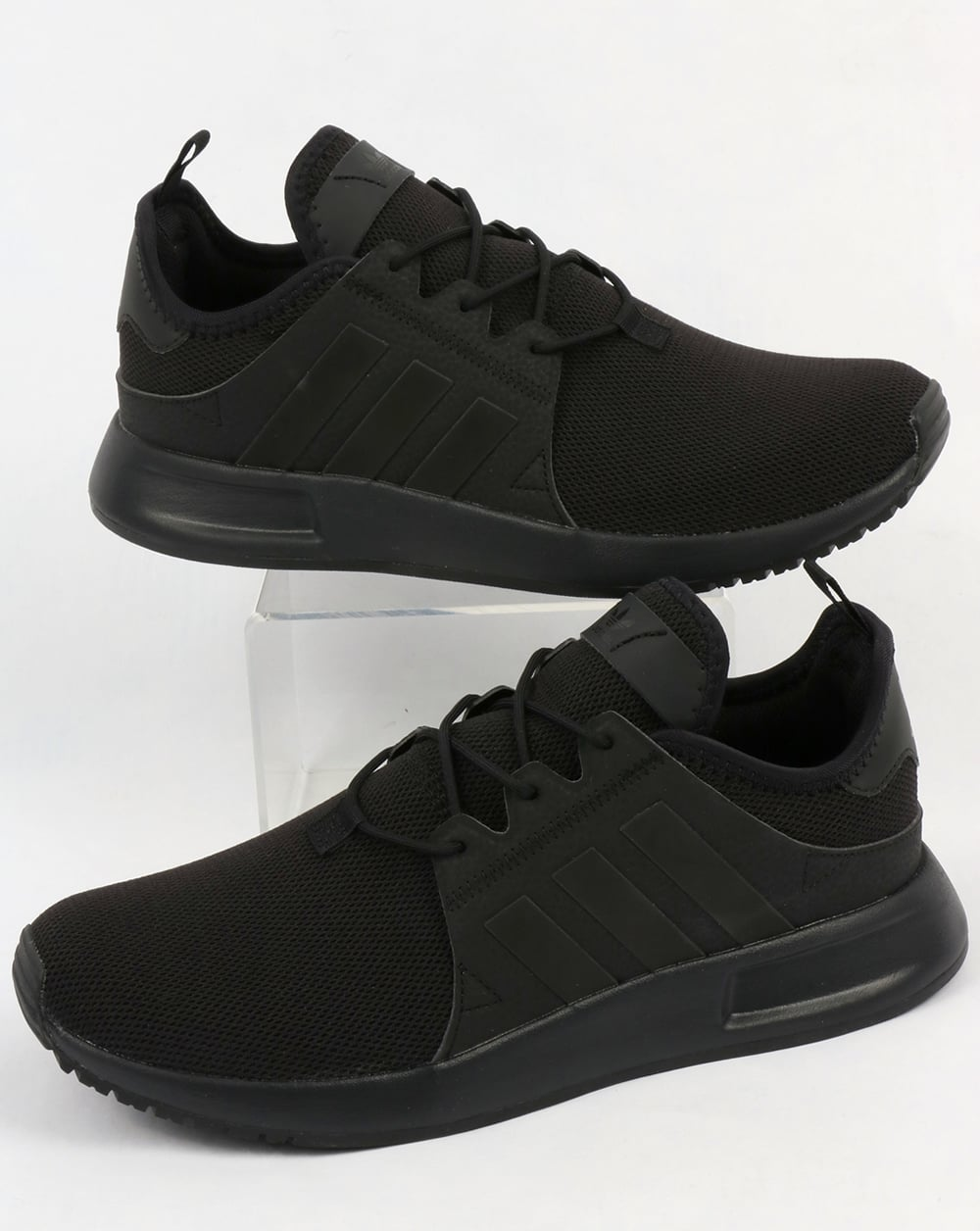 Adidas XPLR Trainers Black/Trace Grey