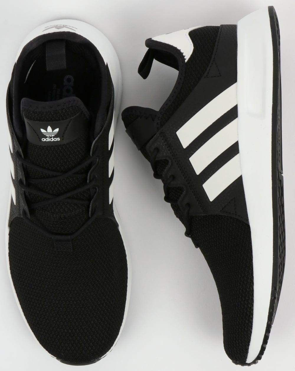 sale retailer 1b780 48fea adidas Trainers Adidas XPLR Trainers BlackWhite