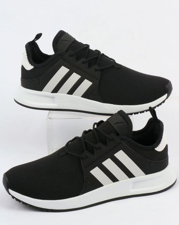 Adidas XPLR Trainers Black/White