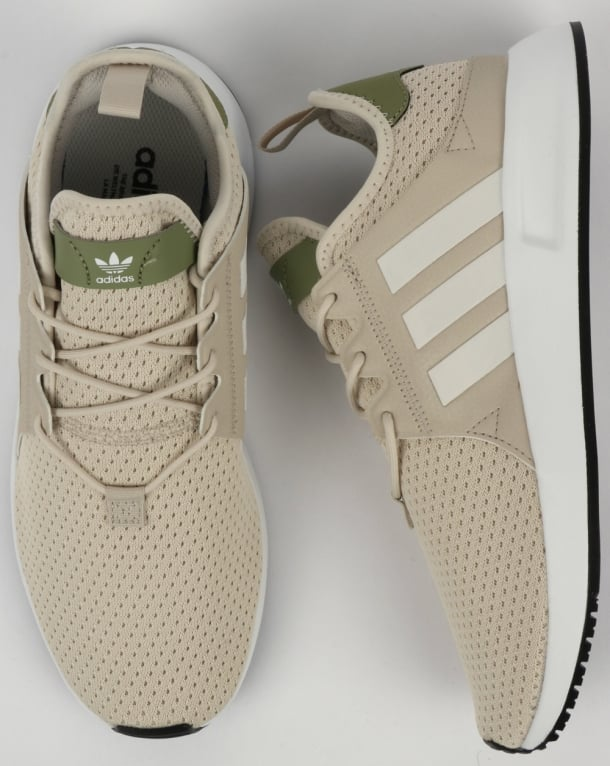 Adidas XPLR Trainers Clear Brown/White/Cargo