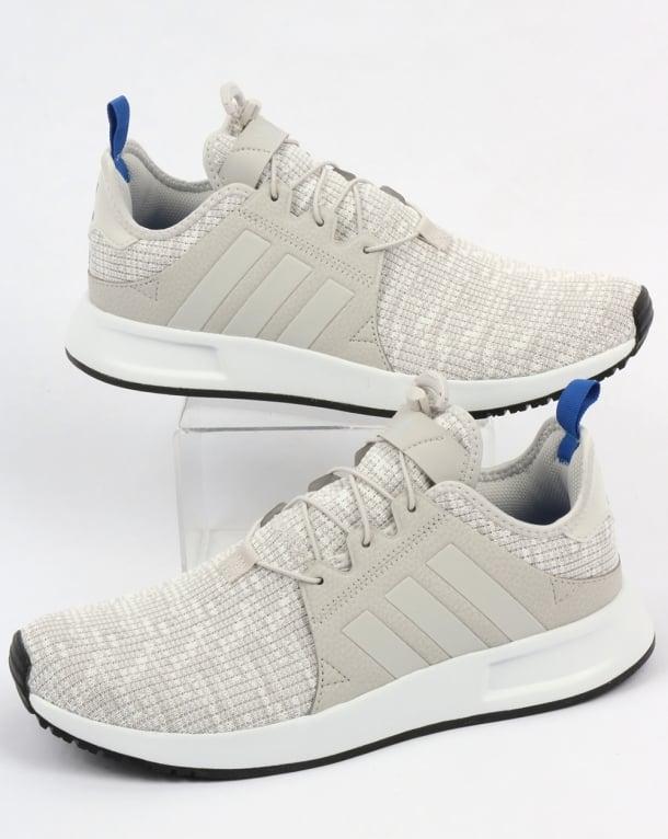 Adidas XPLR Trainers Grey/Grey/Blue