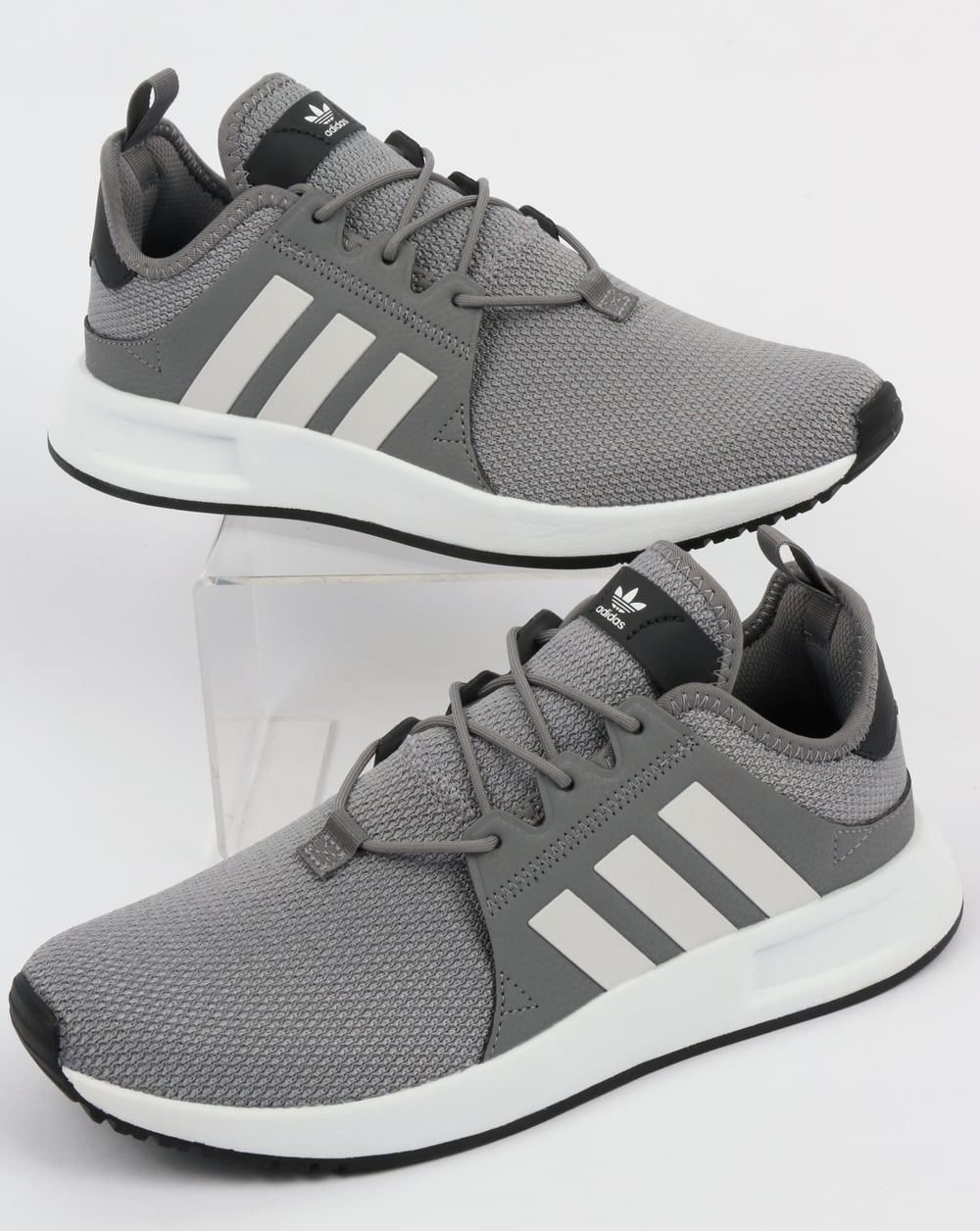 new style 5c162 5d00f Adidas XPLR Trainers Grey  White Carbon
