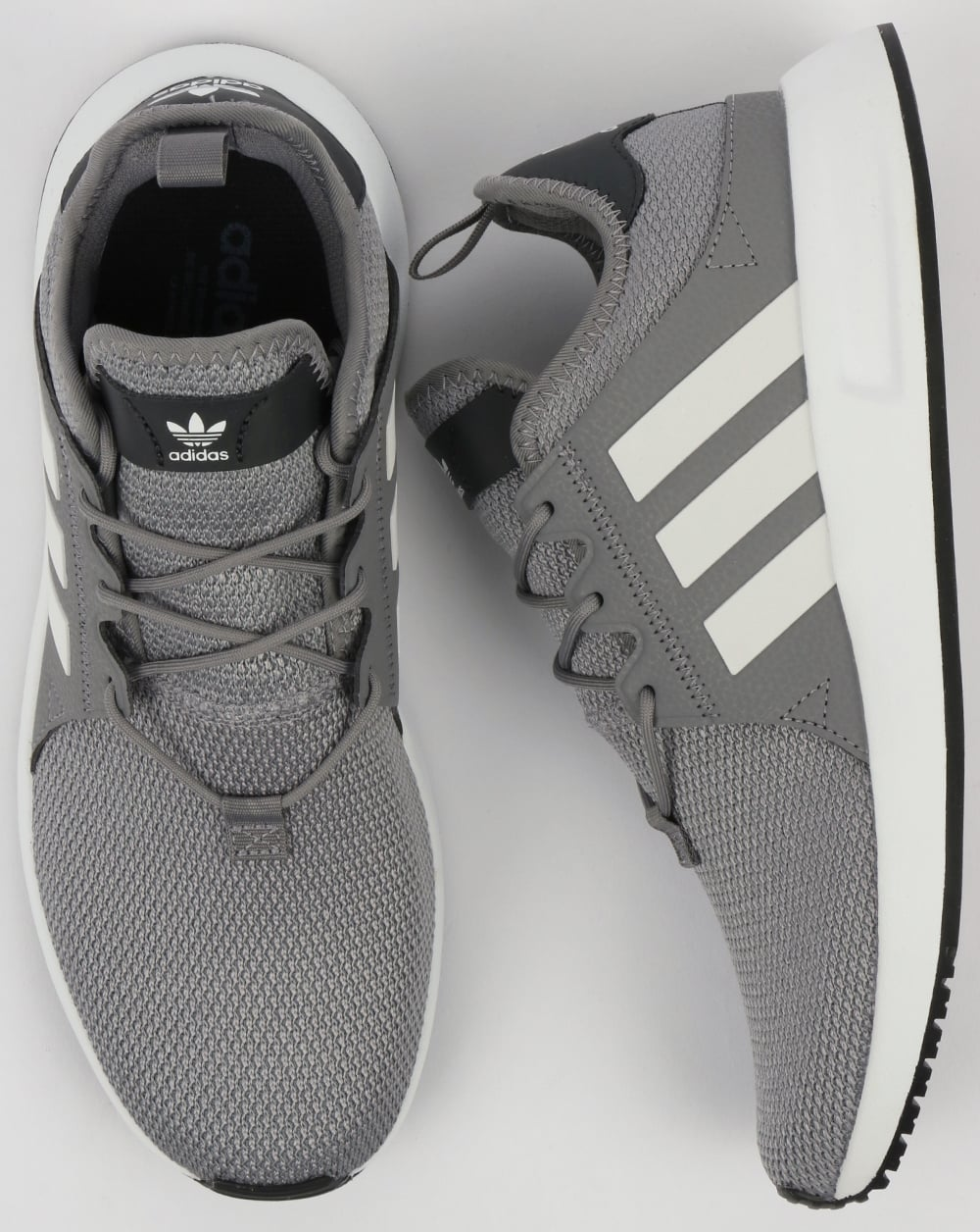 e9e2110be43e adidas Trainers Adidas XPLR Trainers Grey  White Carbon