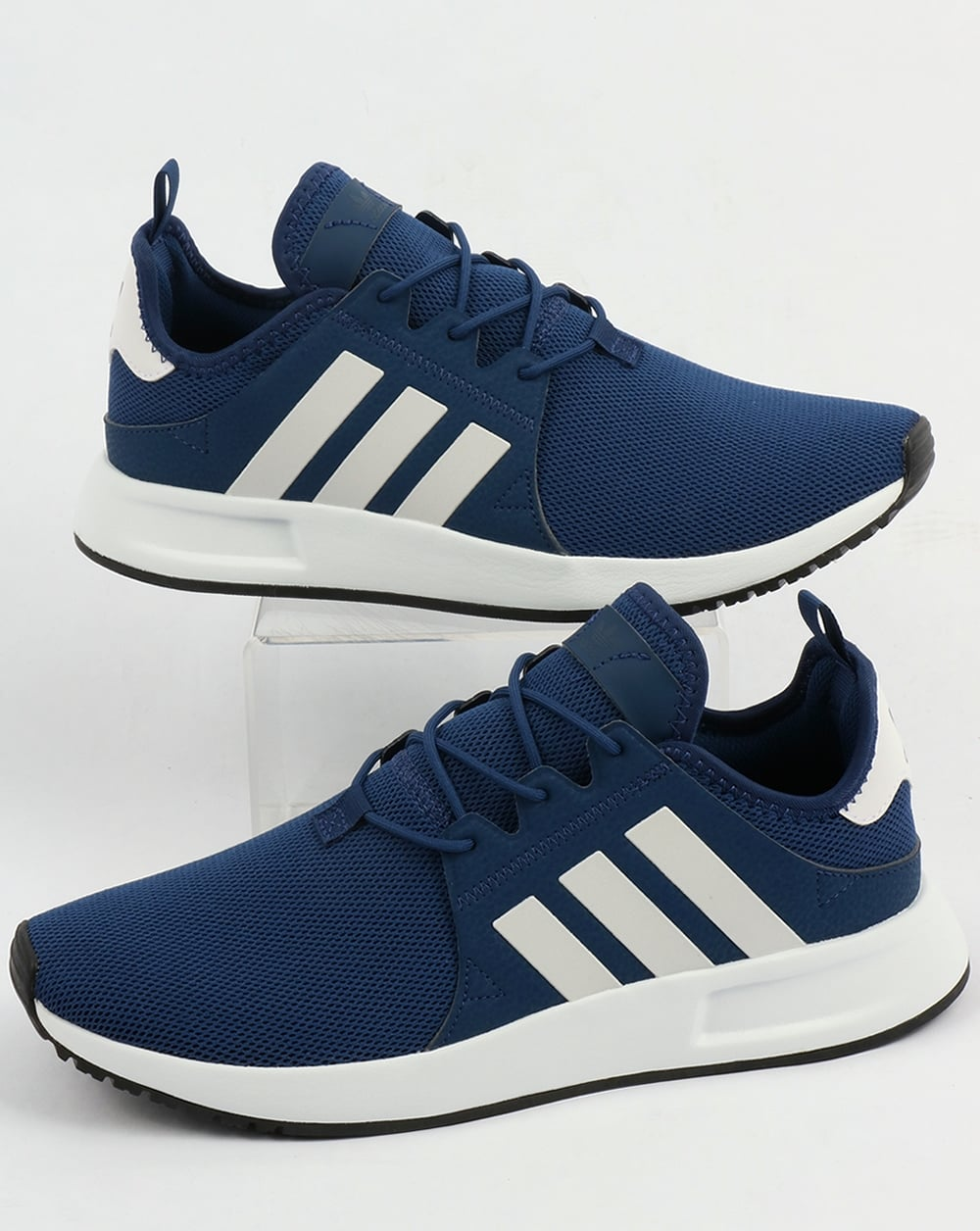 Adidas Navy Running Shoes