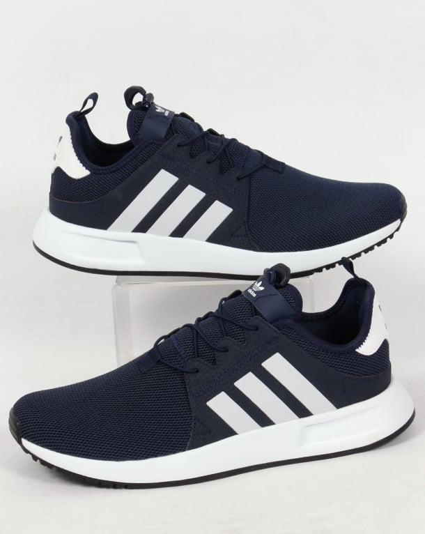Adidas XPLR Trainers Navy/White