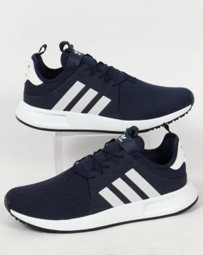 adidas Trainers Adidas XPLR Trainers Navy/White