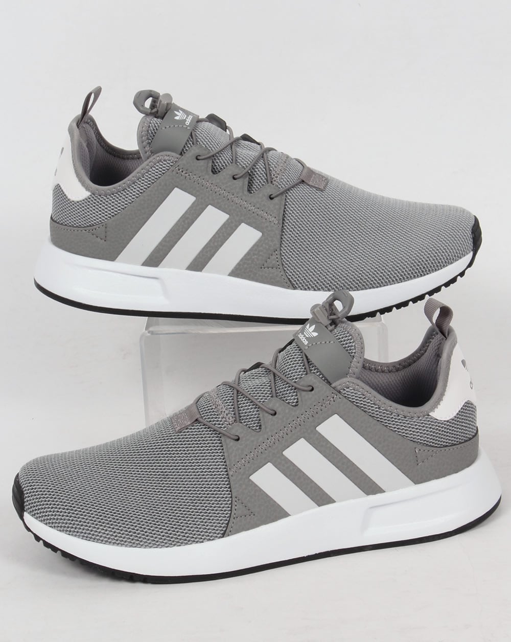 hot sales 66225 50bab adidas Trainers Adidas XPLR Trainers Solid Grey White