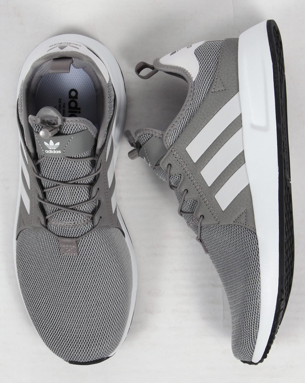 Adidas XPLR Trainers Solid Grey/White
