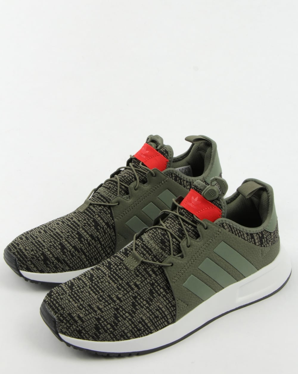 Adidas XPLR Trainers St Major Green/red