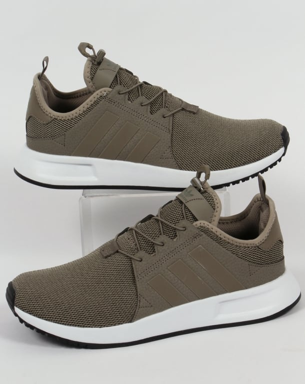Adidas XPLR Trainers Trace Cargo/Trace Brown