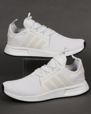 adidas Trainers Adidas XPLR Trainers Triple White