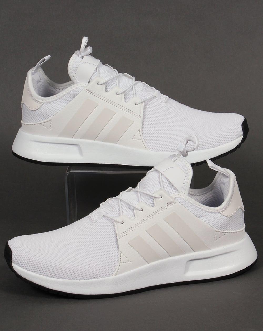 adidas xplr white