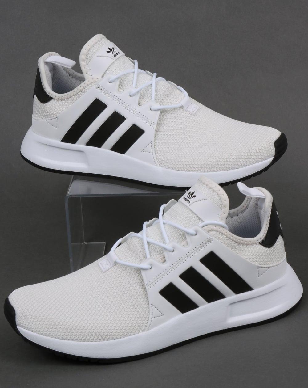 separation shoes 99d13 3f45c Adidas XPLR Trainers White TintBlack