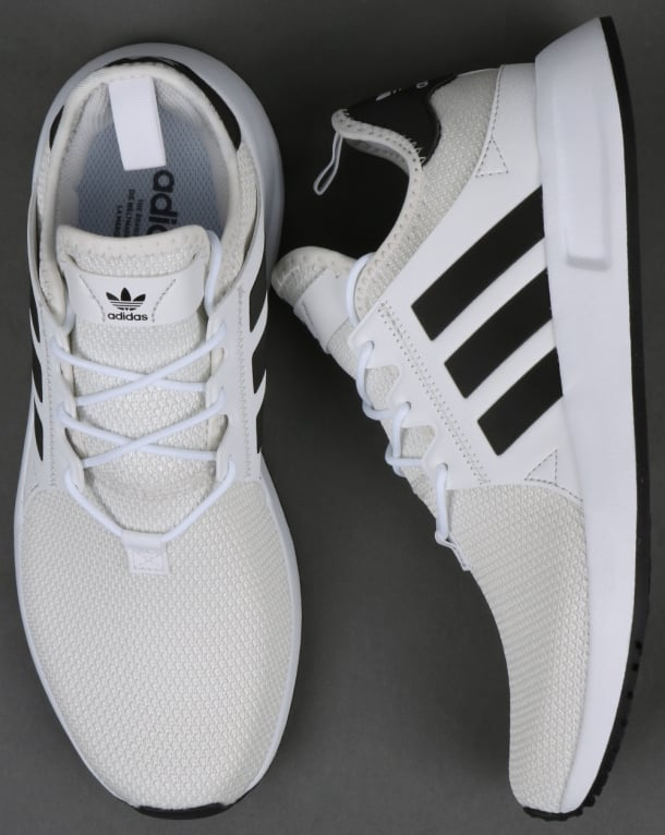 7fcad65d6a adidas Trainers Adidas XPLR Trainers White Tint Black