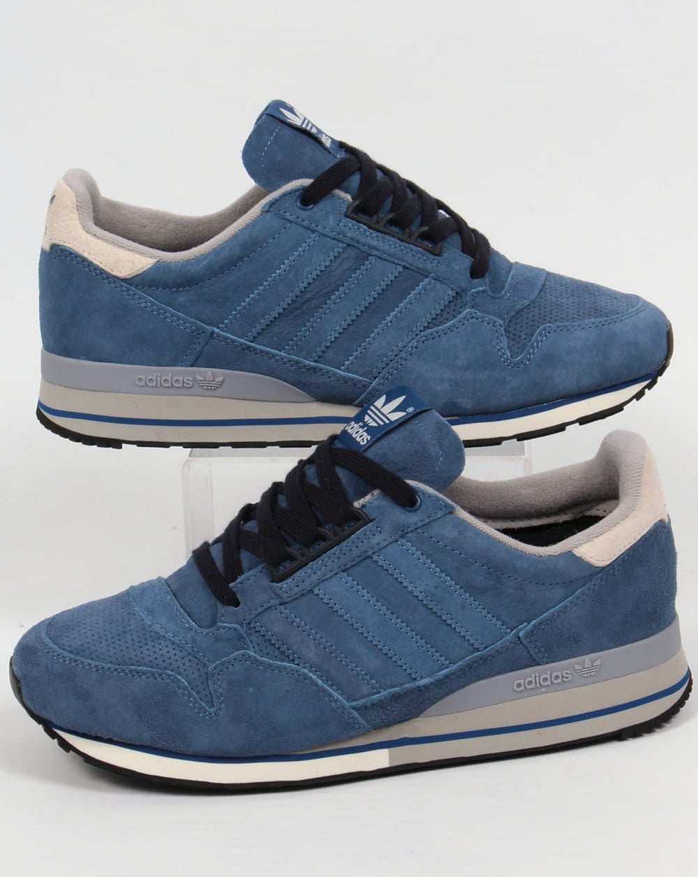adidas zx 500 og ash blue light onix originals shoes sneakers. Black Bedroom Furniture Sets. Home Design Ideas