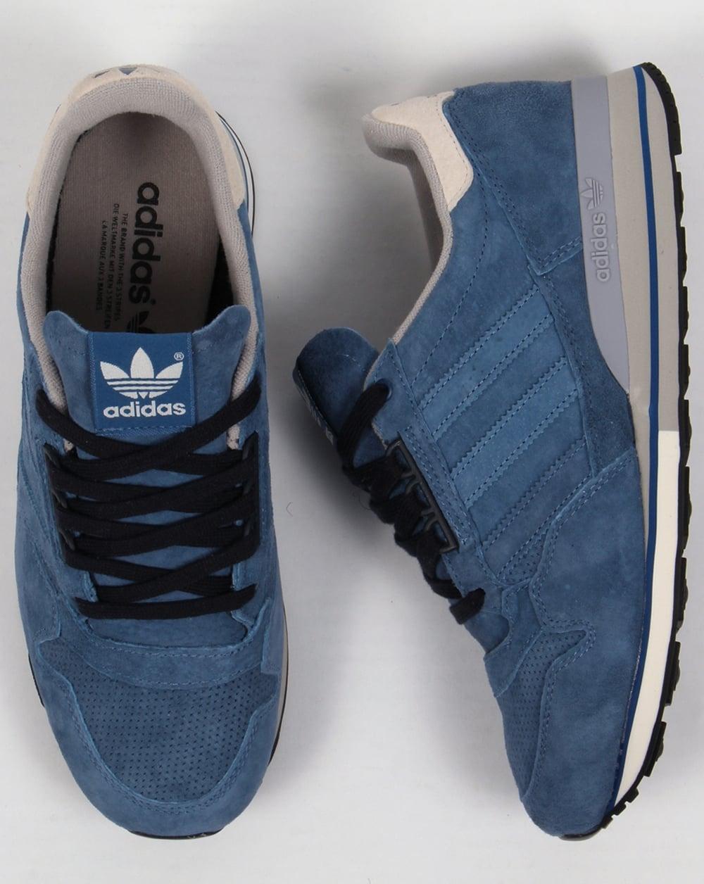 Adidas Zx 500 Blu Zklu2kLQg