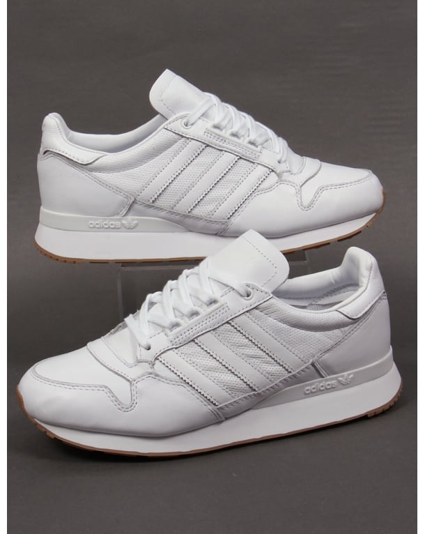 Adidas ZX 500 OG Leather Trainers White/white