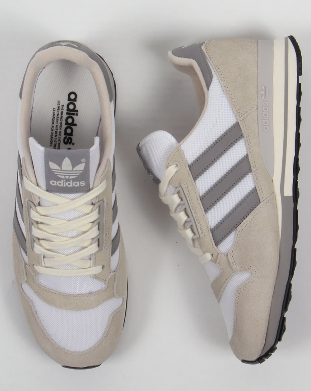 Gris Blanco Adidas Zx 500 Og DcNyW