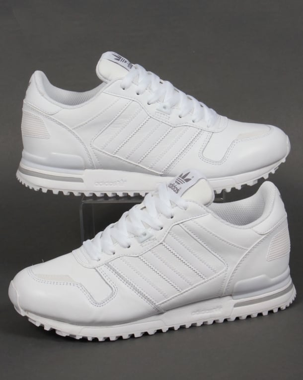 Adidas ZX 700 Leathers Trainers White