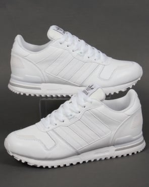 adidas Trainers Adidas ZX 700 Leathers Trainers White