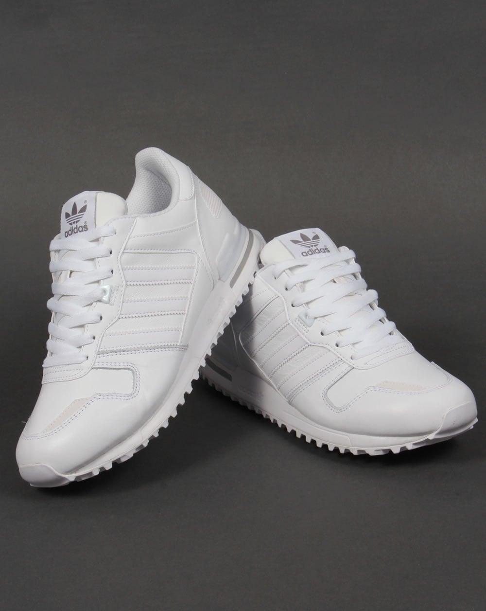 Adidas Originals Zx 700 Formatori In Bianco 2zRyH