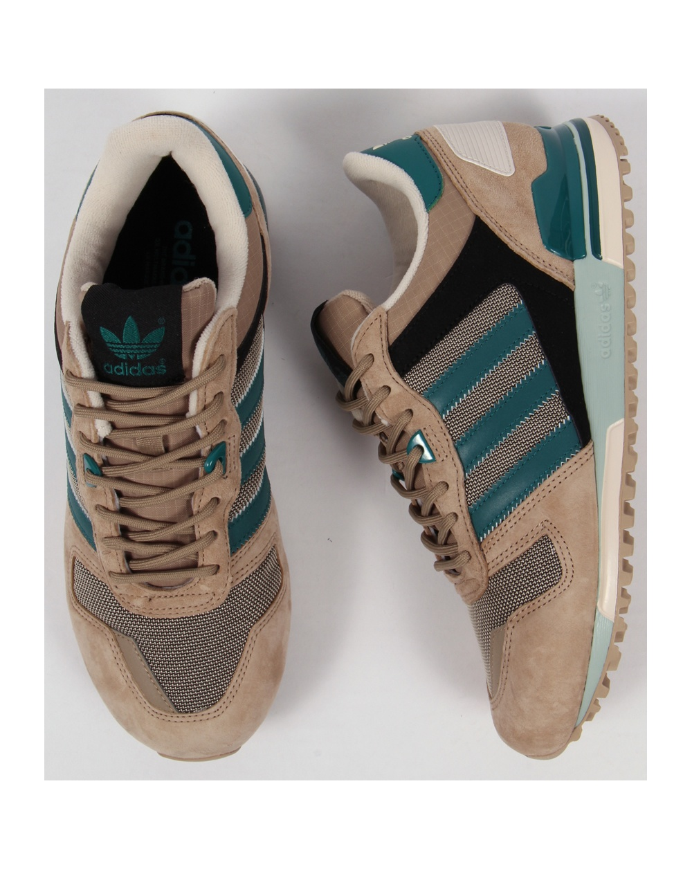 discount shop outlet online 100% quality Adidas Zx 700 Trainers Hemp/emerald/black