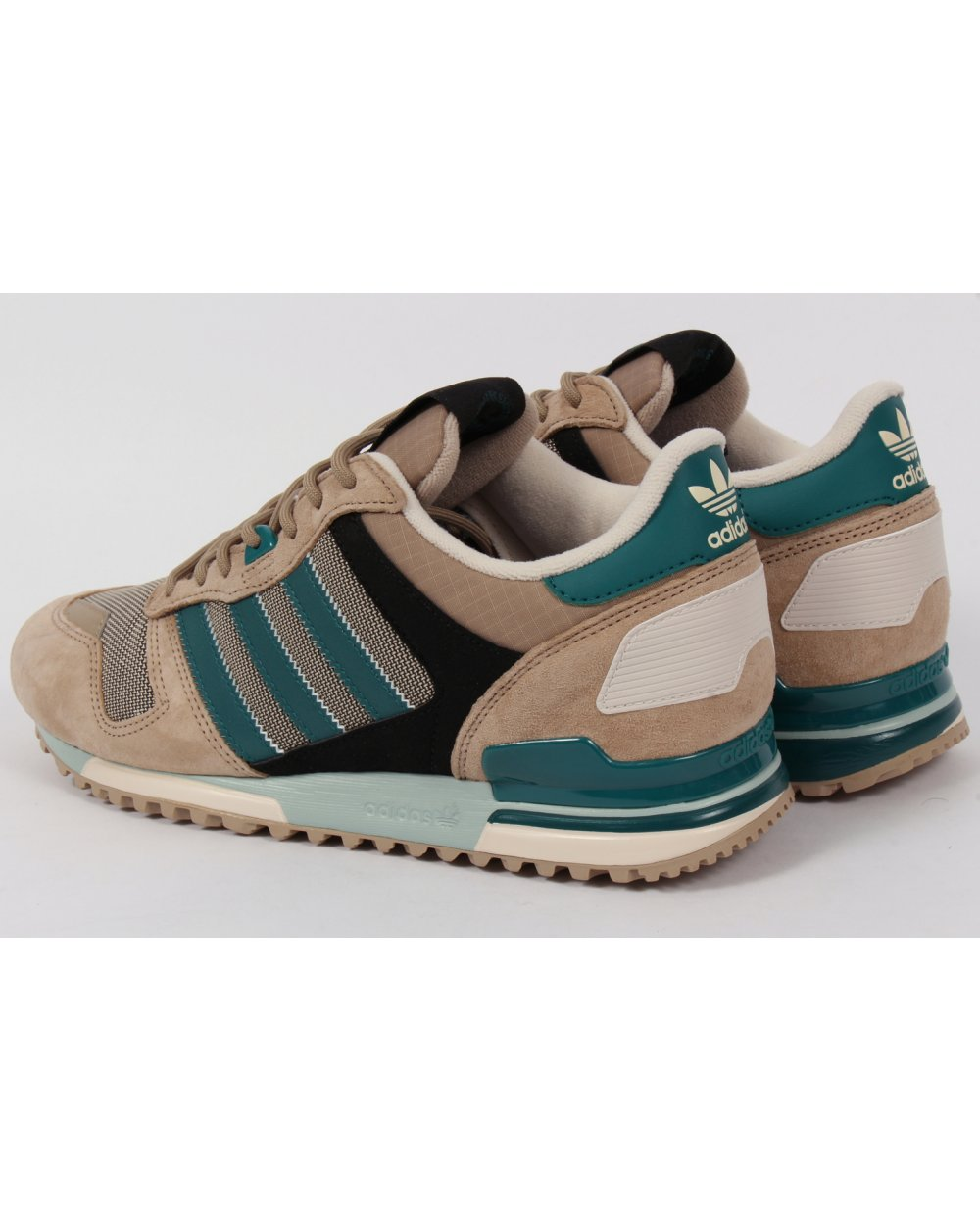 competitive price de076 9e300 Adidas Zx 700 Trainers Hemp/emerald/black