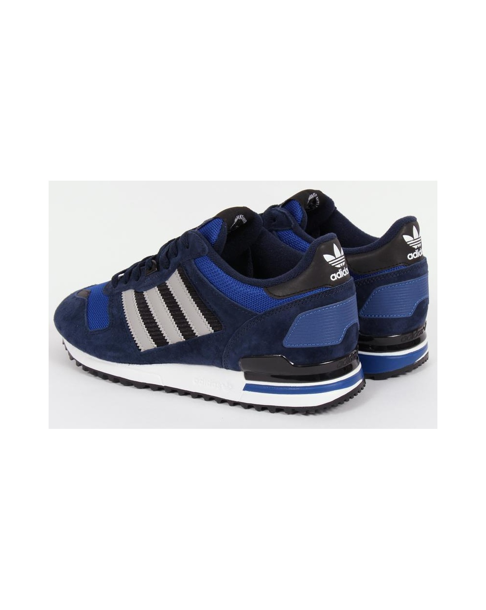 Adidas Zx 700 Trainers Navy, Originals, ZX 700 shoes