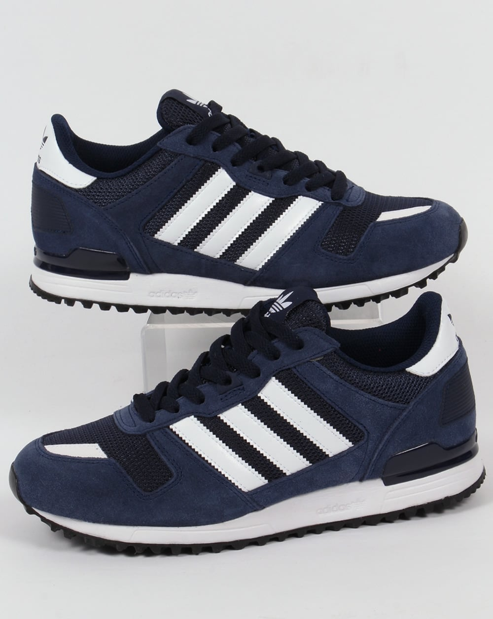 Adidas ZX 700 Trainers NavyWhite
