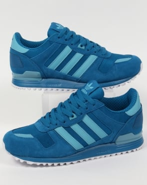 Adidas Trainers Adidas ZX 700 Trainers Utility Blue