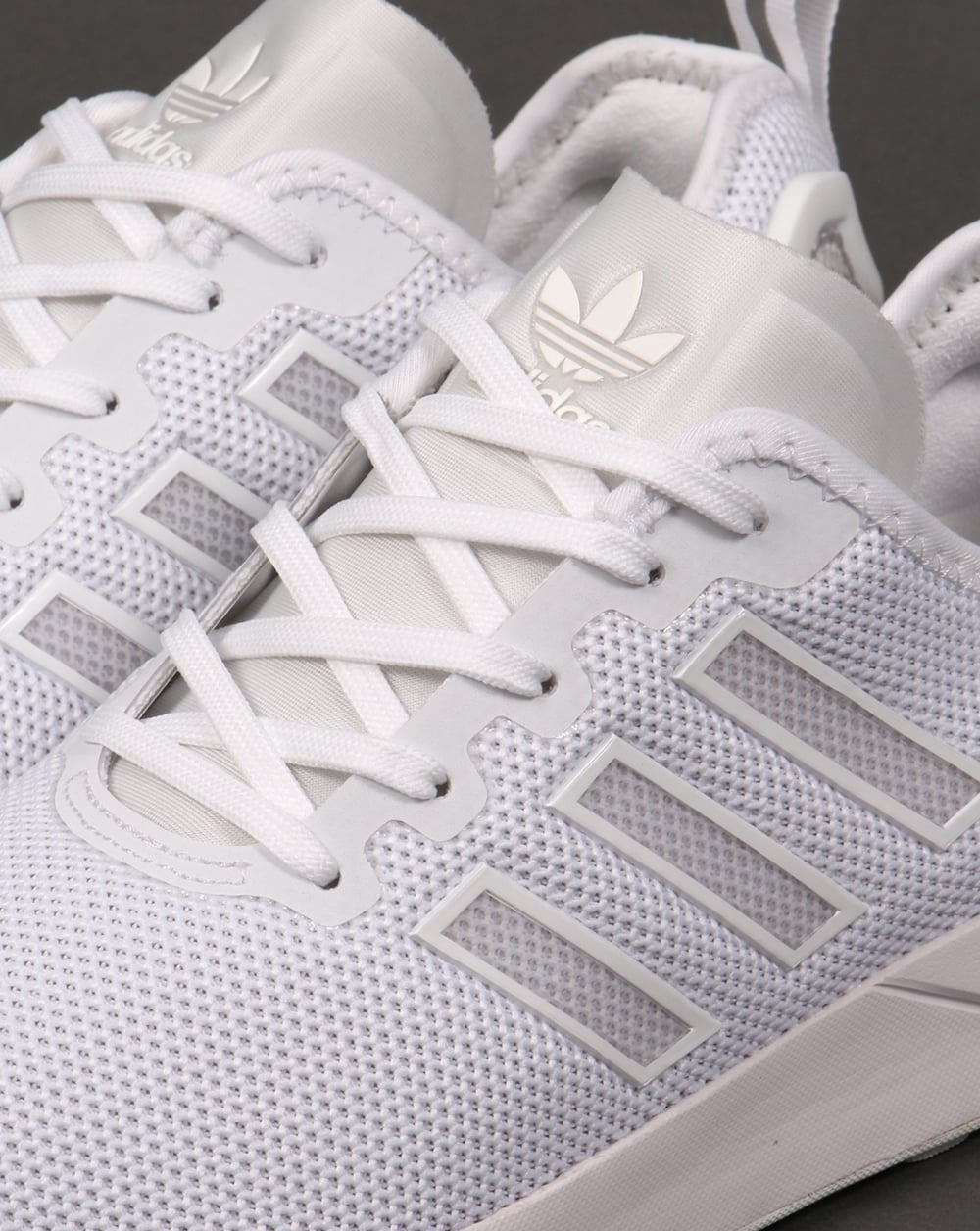 Adidas Originals Menns Zx Flux Trenere Hvit kPrOSwj