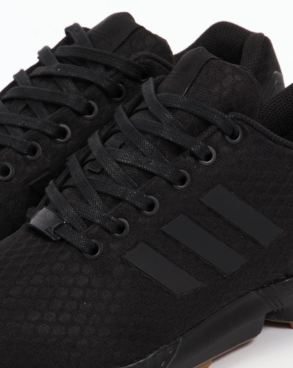 Adidas Flux Trainers Black