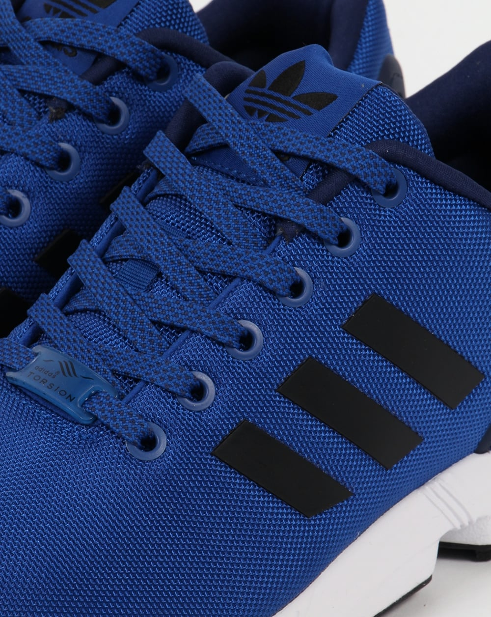 watch e5a9a 3b2e5 promo code for adidas zx flux blue trainers 882e6 b3bcc