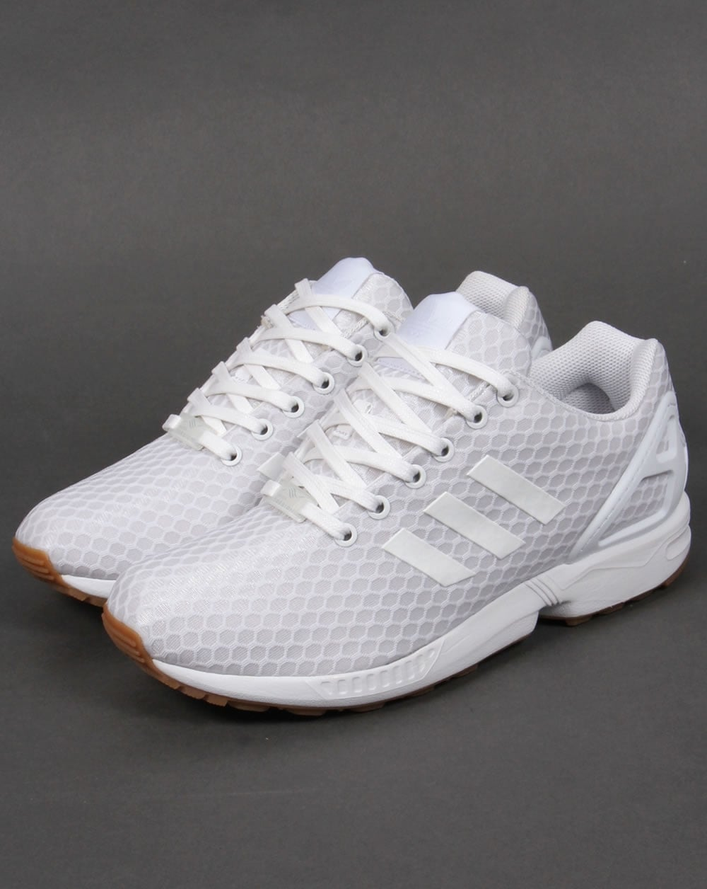 23da5d6b35195 Adidas Zx Flux Black N White wallbank-lfc.co.uk