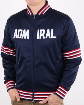 Admiral 1974 Track Jacket Navy/Red