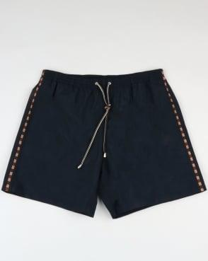 Aquascutum Dante Swim Shorts Navy
