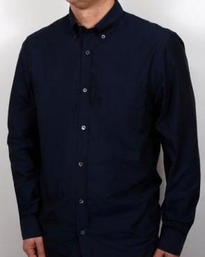 Aquascutum Eshton Shirt Navy