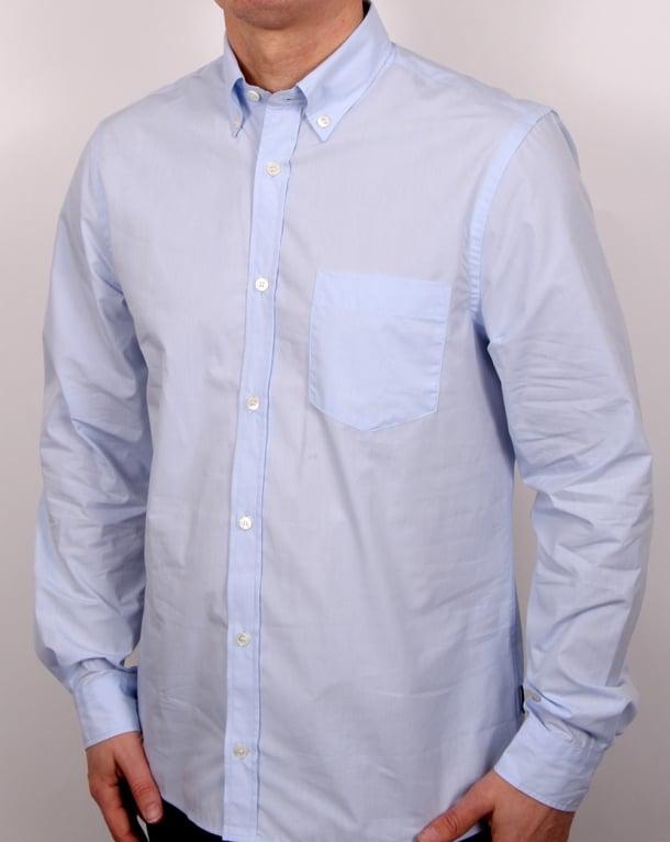 Aquascutum Eshton Shirt Sky Blue