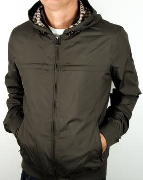 Aquascutum Otis Jacket Military Green