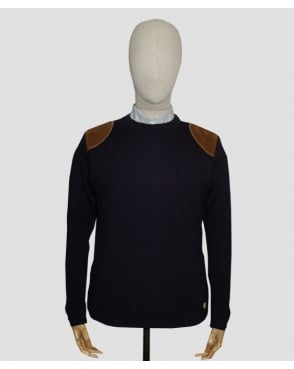 Armor-lux Militaire Jumper Navy