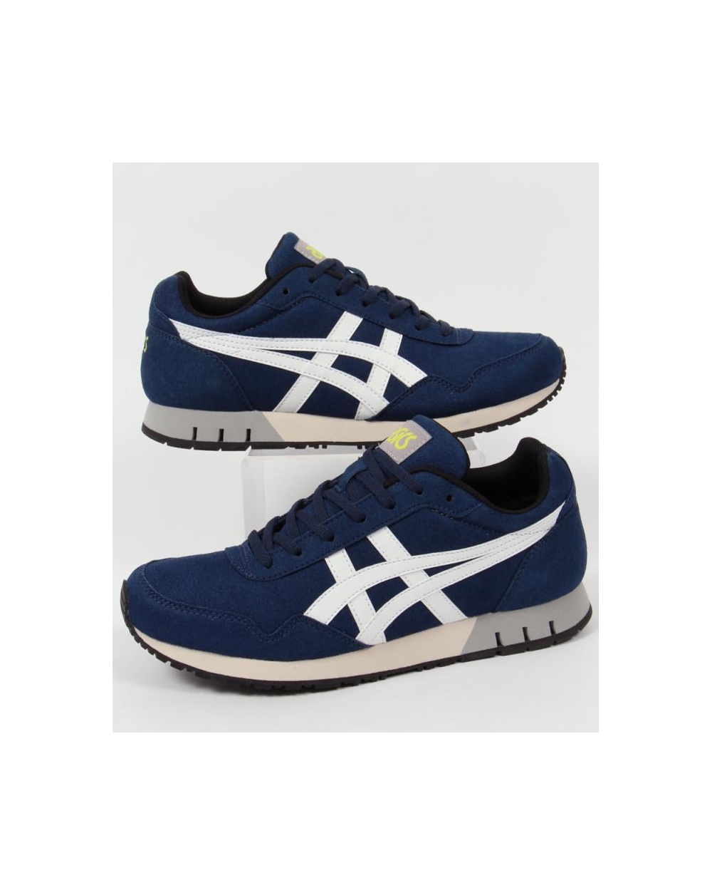 ASICS CURREO MID BLUE LIGHT GREY hJEFe5