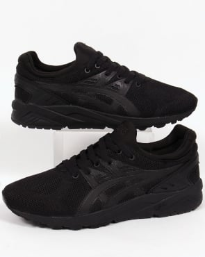 Asics Gel Kayano Evo Trainers Black 2016