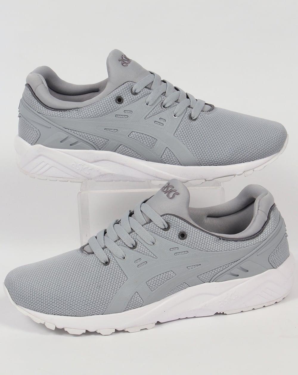 asics grey