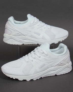 Asics Gel Kayano Evo Trainers White 2016