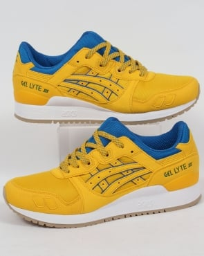 Asics Gel Lyte III Trainers Tai-chi Yellow