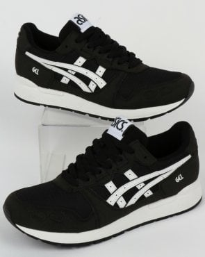 Asics Gel-Lyte Trainers Black/White