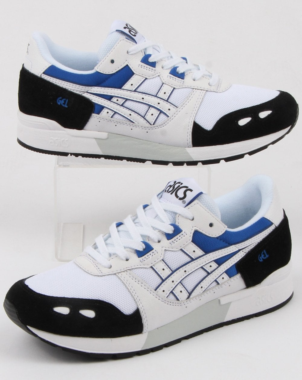 272696636bf9 Asics Asics Gel-lyte Trainers White blue