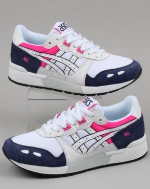 Asics Gel-lyte Trainers White/navy